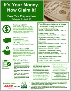 Tax Flyer Thumbnail